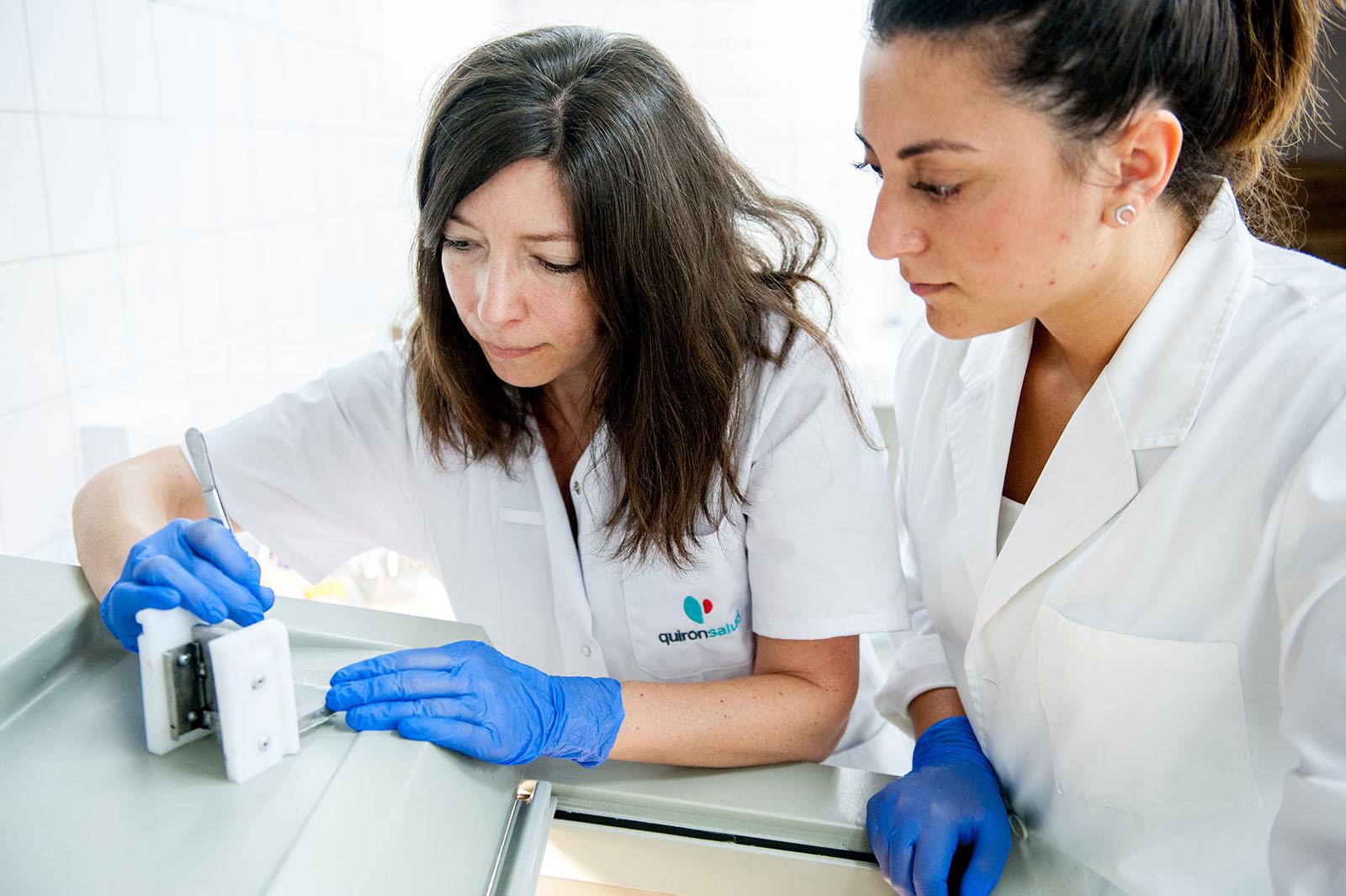 Anatomía Patológica-Clínica-Rotger-Hospital-Mallorca