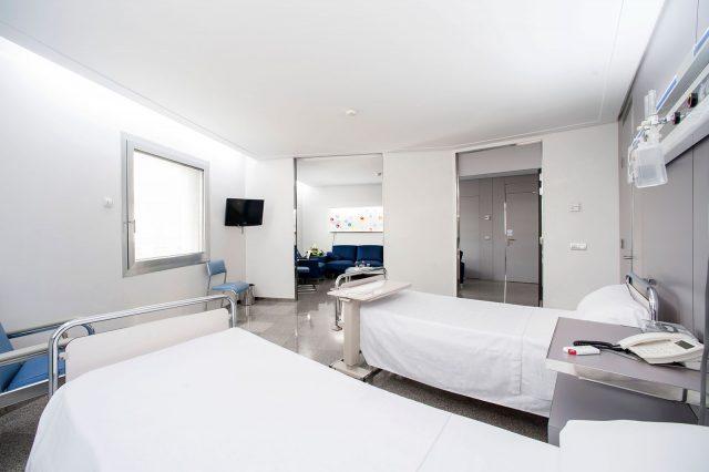 Clínica-Rotger-Hospital-Mallorca-Planta-4-Hospitalización