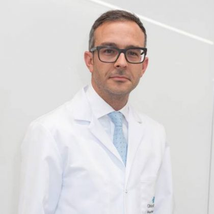 Sr. Ángel López Martínez-Clínica Rotger-Grupo Quirónsalud