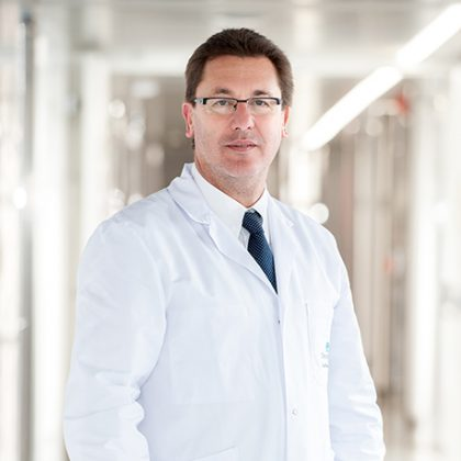 Doctor Federico Sbert Muntaner