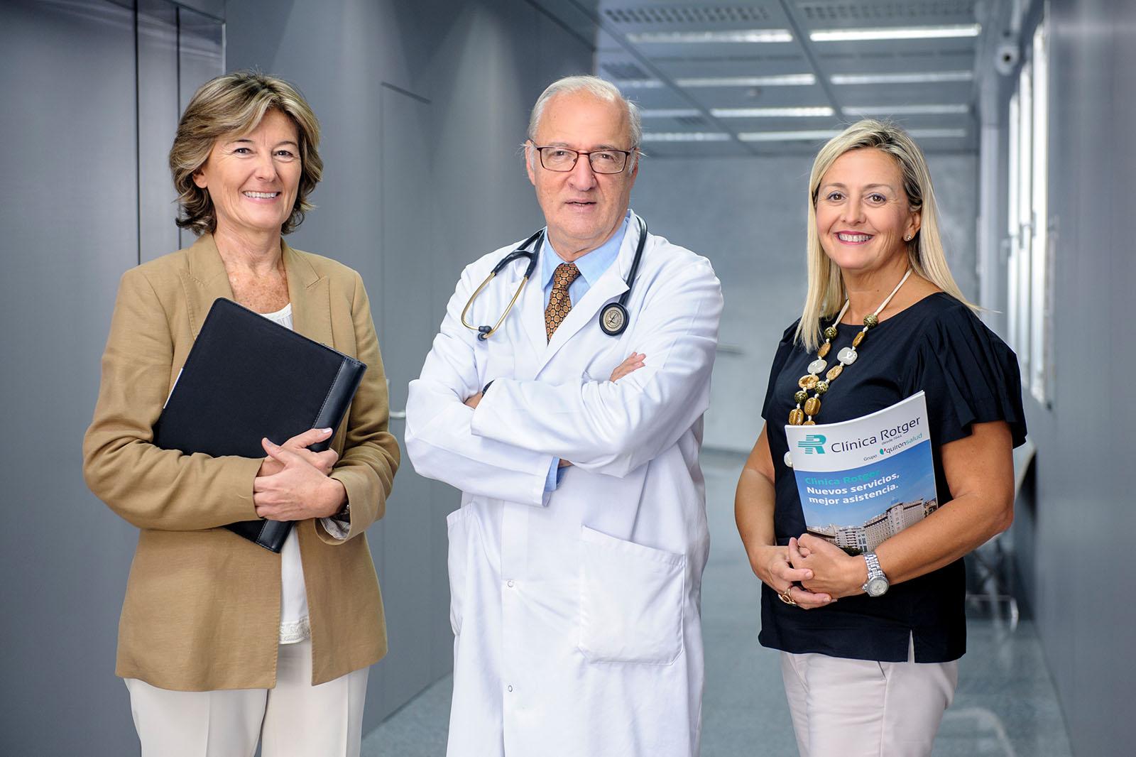 Chequeos-Médicos-Clínica-Rotger-Hospital-Mallorca-Equipo
