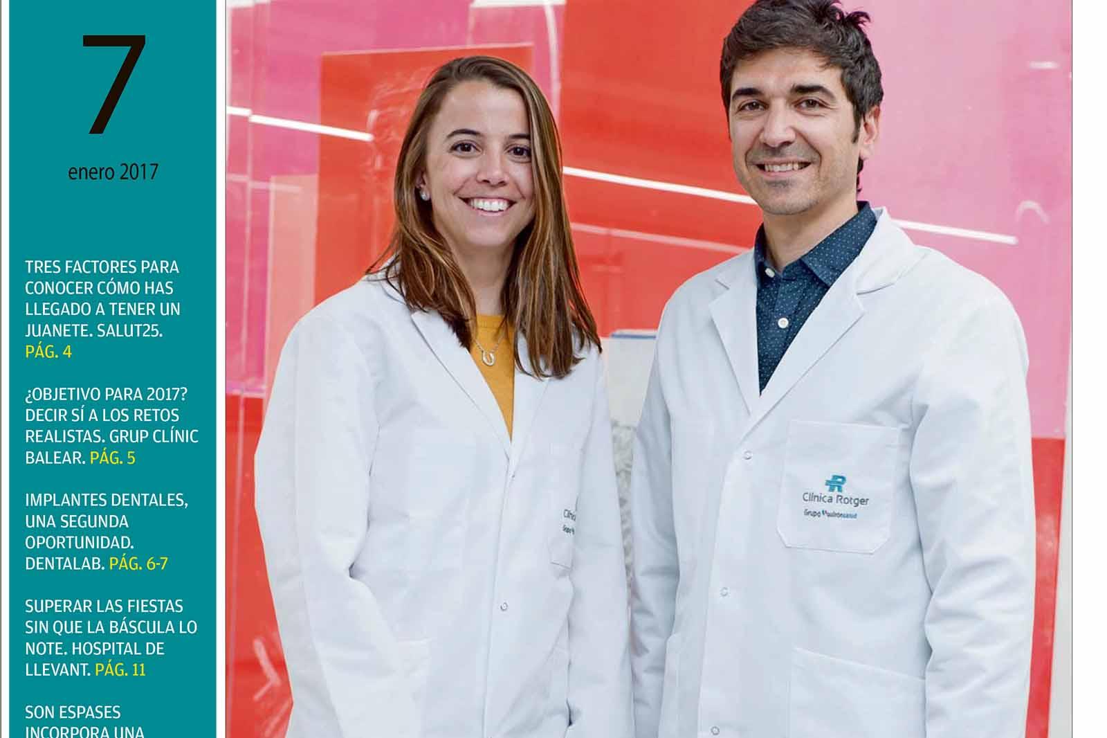 Unidad de Dermatología Avanzada en Clínica Rotger