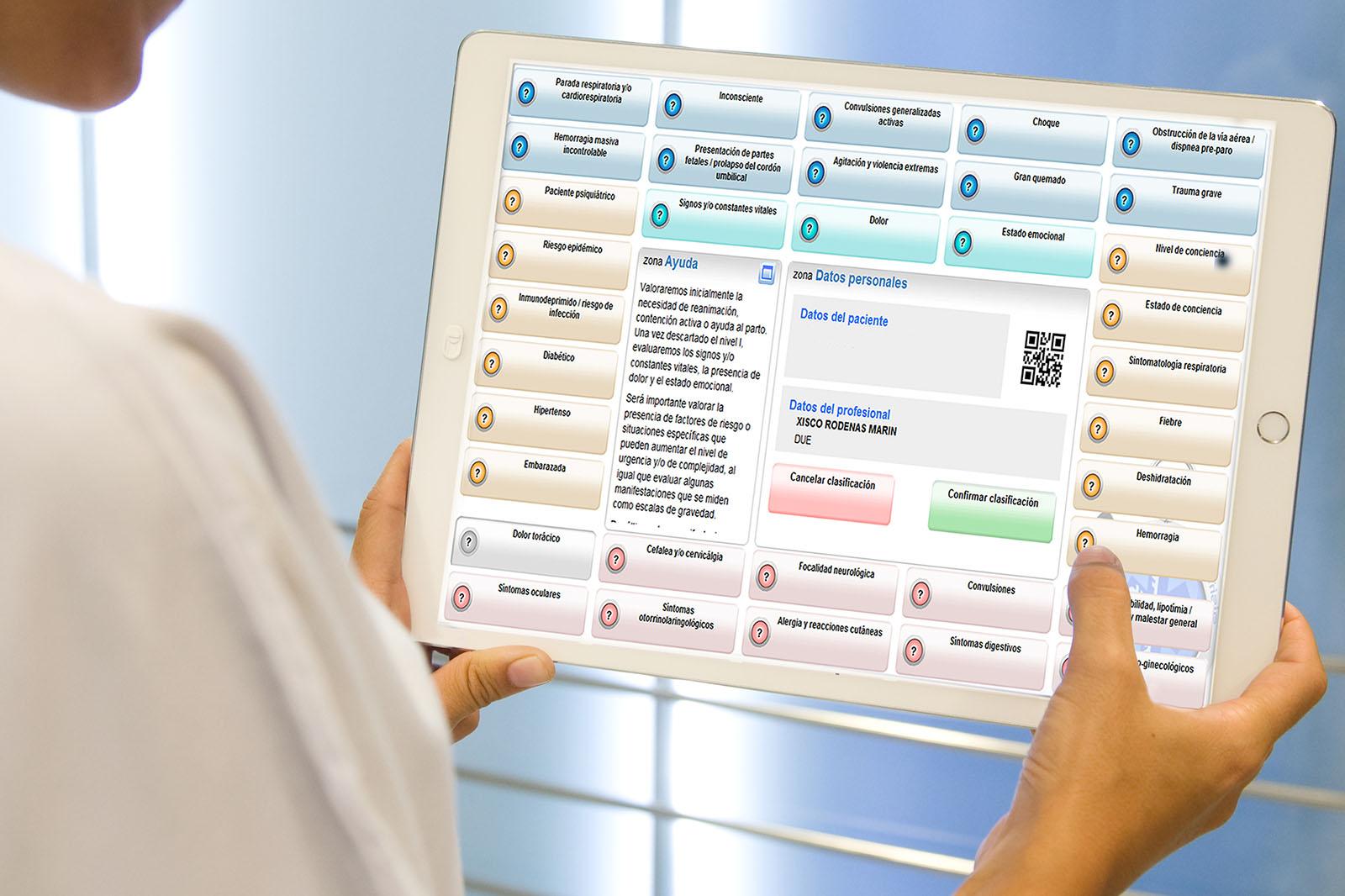 Urgencias-Triaje-Clínica Rotger-Hospital-Mallorca