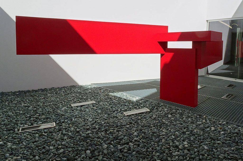 Escultura-Carles Valverde-Clínica-Rotger-Hospital-Mallorca