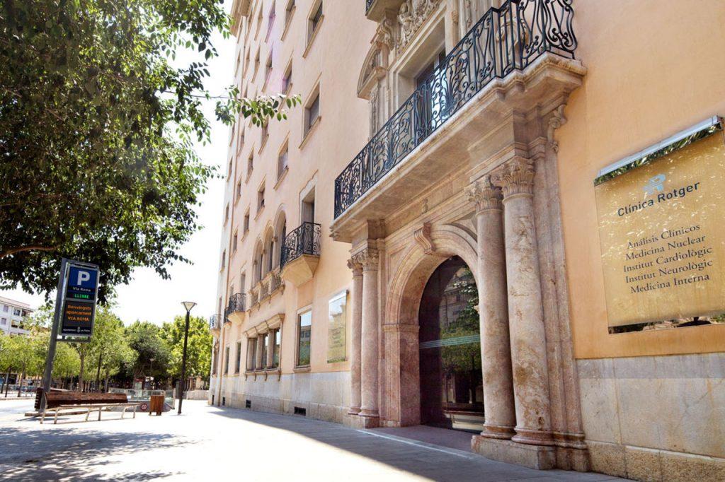 Fachada-Clínica-Rotger-Hospital-Mallorca
