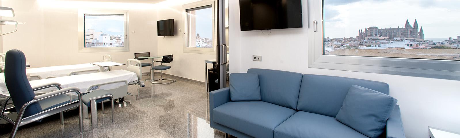 Hospitalización-Clínica-Rotger-Hospital-Mallorca