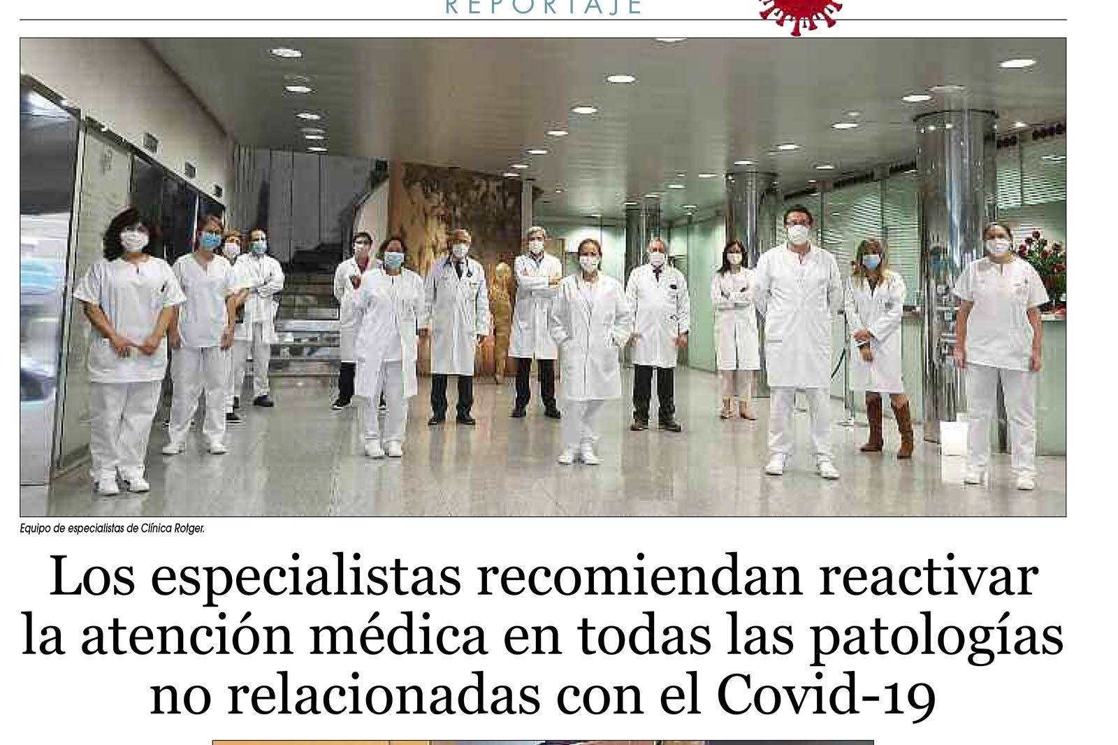 SalutiForca-Reactivacion-Atención-Sanitaria-Clinica-Rotger-QuironSalud
