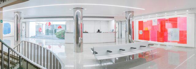 Espacio de consultas completamente renovado en la segunda planta