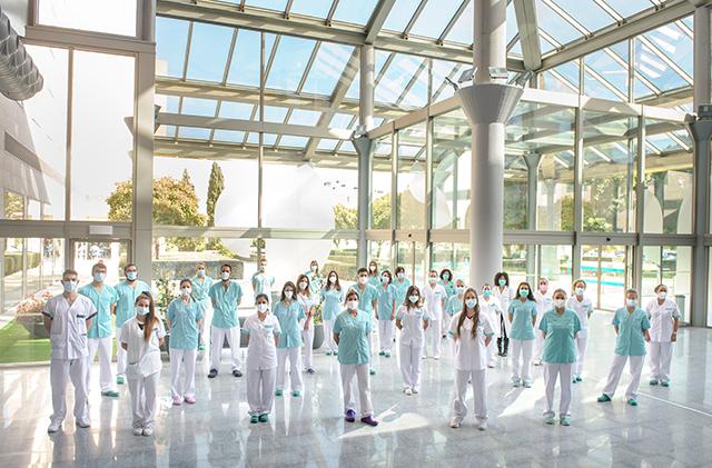 Equipo-Enfermería-Hospital-Quirónsalud-Palmaplanas