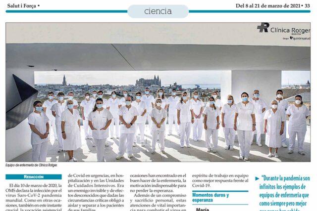 Salut-i-Forca-Baleares-Enfermería-Clínica-Rotger-Hospital-Mallorca