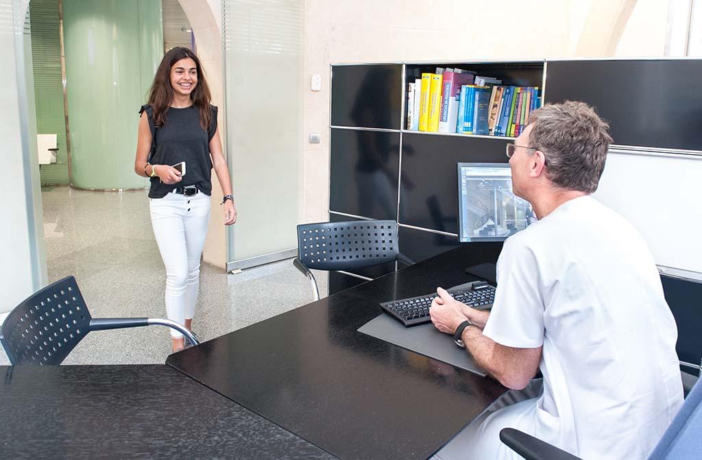 Consultas Externas de Clínica Rotger Hospital Mallorca