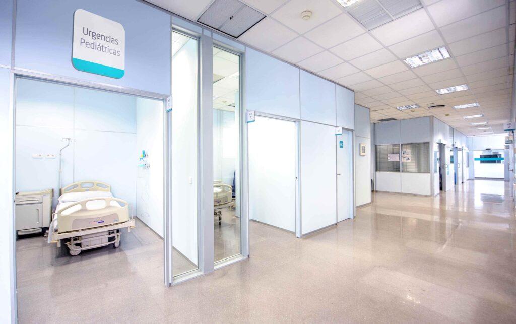 Urgencias Pediátricas del Hospital Quirónsalud Palmaplanas
